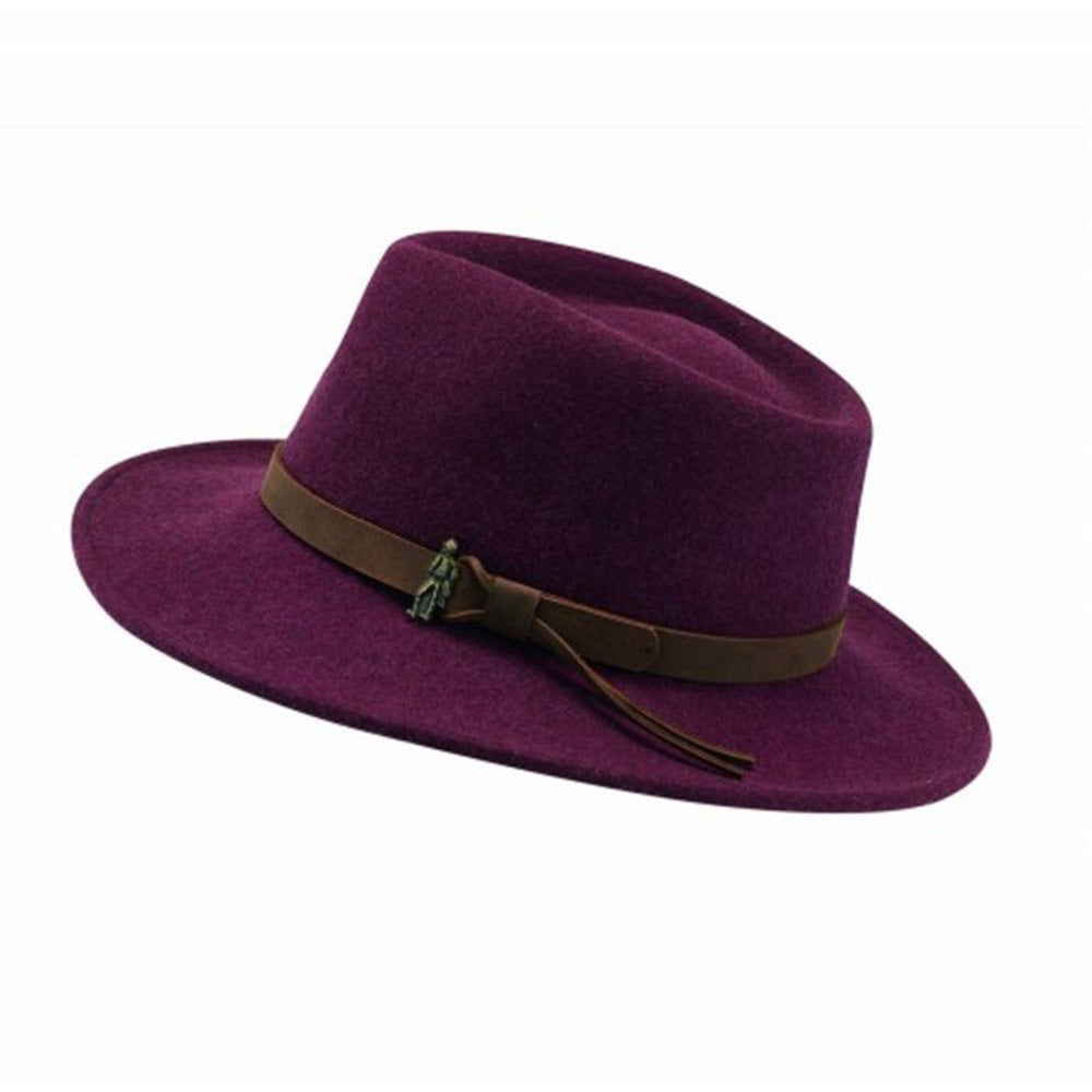 51ad2f212 Jack Murphy Womens Boston Felt Hat