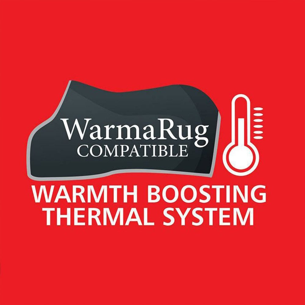 WARMA RUG 100 Layer System 100g Rug Liner Inner Binding Shoulder Loops