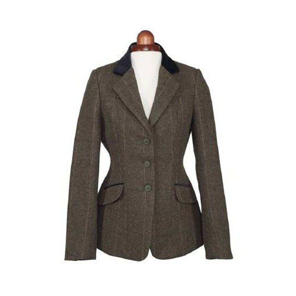 873b0593 Shires Womens Aubrion Saratoga Tweed Jacket - Womens from Fearns Farm UK